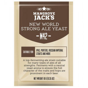 """Mangrove Jack's """"New World Strong Ale M42"""", 10 г"""